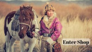 Mongolian handicrafts fair trade